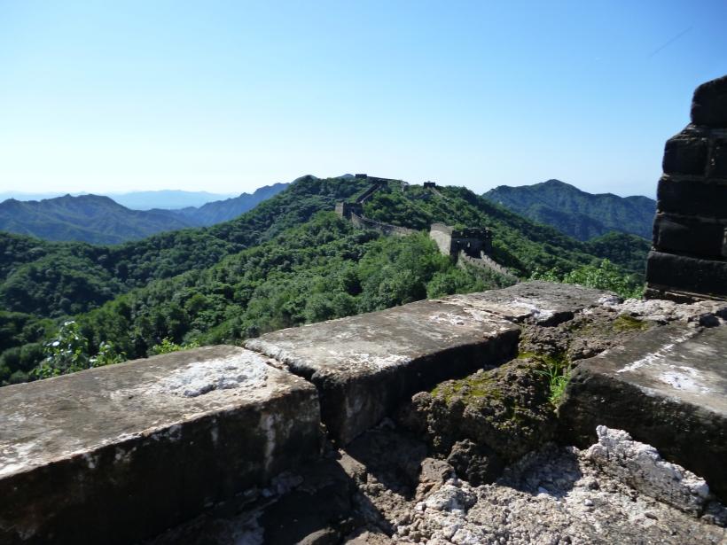 The Great Wall of China, Mutianyu region