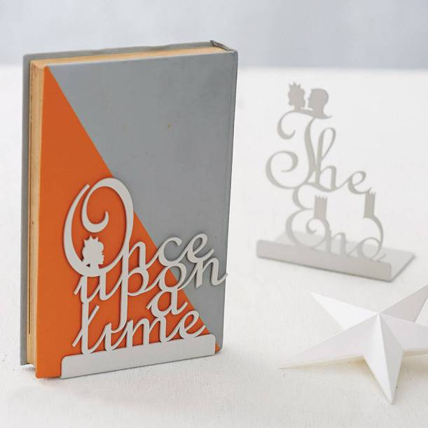 Fairy Tale Bookends from notonthehighstreet.com